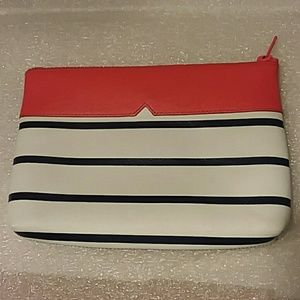 NEW J CREW COSMETIC BAG